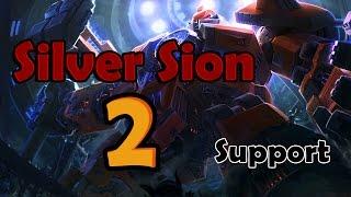 Xem Sion Support cực bá đạo trong tay cao thủ