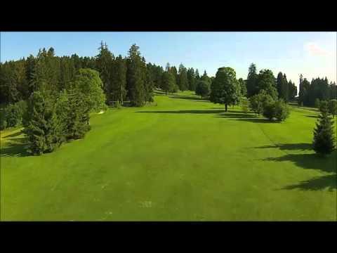 Golf-Club Les Bois / Trou n°13