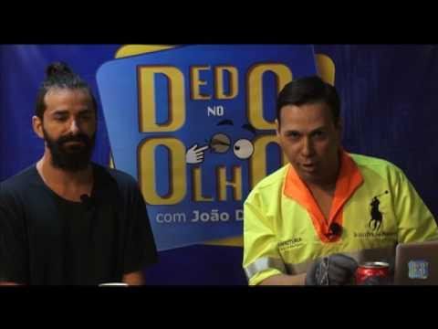 João Dolar - O perfeito de São Paulo (Dedo no olho) Talk Show
