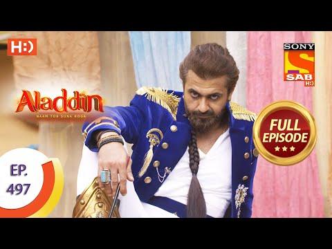 Aladdin - Ep 497 - Full Episode - 23rd October 2020