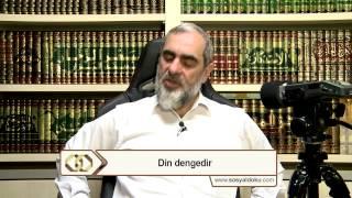 4-Din dengedir - Nureddin Yıldız - Sosyal Doku Vakfı
