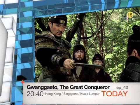 [today 11/20] Gwanggaeto, The Great Conqueror