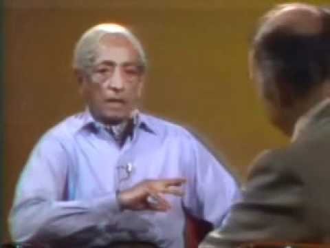 Jiddu Krishnamurti: The Art Of Listening