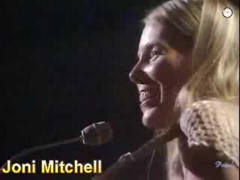 Tekst piosenki Joni Mitchell - Don't Leave po polsku