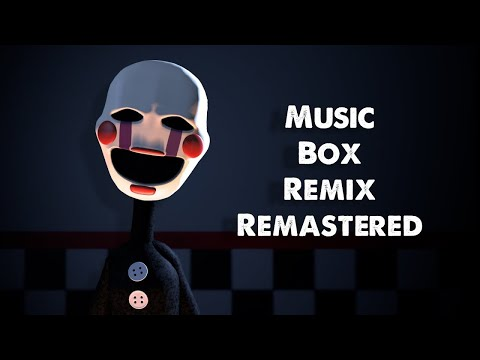 """FNAF Song: """"Music Box Remix"""" (Animation Music Video)"""