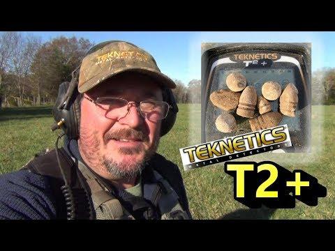 Digging Civil War Relics with the NEW Teknetics T2+ Metal Detector