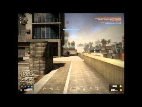 Battlefield Play4Free - Top 3 best weapons for engineer [after update] HD