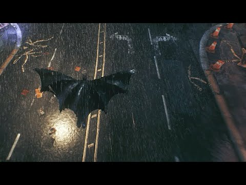 Batman: Arkham Knight Gameplay - GTX 660 / i5 2500k 3.3Ghz / 8GB (PC HD)