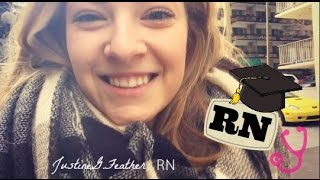 Hey Nursies!!! I'm super excited to share that as of November 11th, I am officially an RN!!! It was a happy coincidence that I...