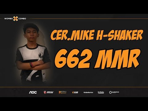 Cer.Mike.WxC Plays Earthshaker | $10 million Ekang Slam! | 662 MMR Adventures (видео)