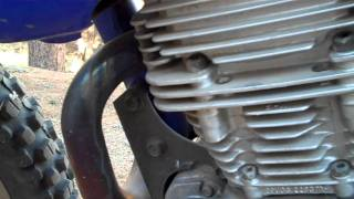 9. Yamaha TTR-225 Engine Ting