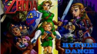 link's theme song