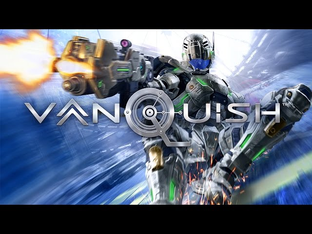 Vanquish | PC Announce Trailer SPA