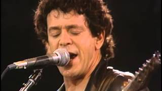 LOU REED: Rock And Roll - for Amnesty International