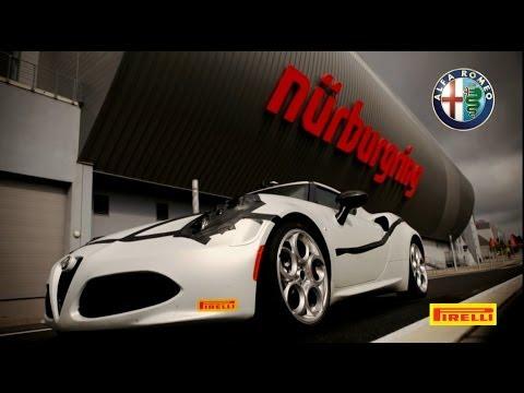 Alfa Romeo | 4C – Record lap at Nürburgring