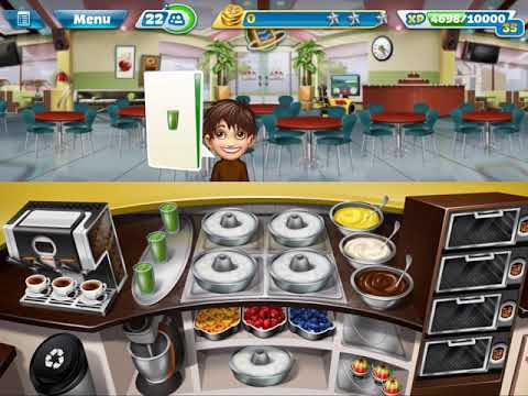 Cooking Fever Bakery Level 27.