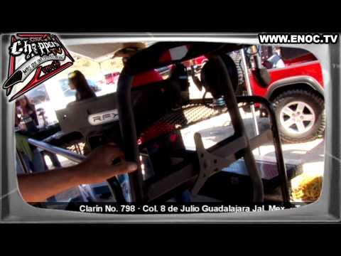 RFX fabricante de accesorios 4x4en ENOC.TV