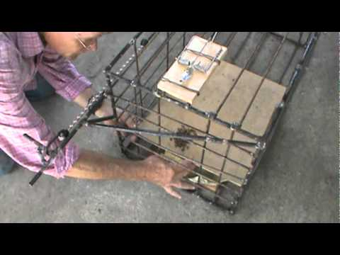 Feral cat traps homemade
