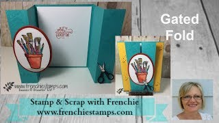 Video Stampin'Up!  Z fold Creative Forever MP3, 3GP, MP4, WEBM, AVI, FLV Agustus 2017