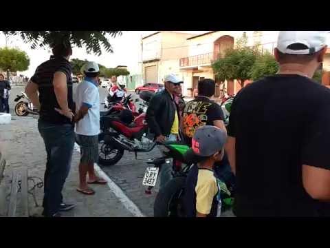 Encontro de motos em Jaguaretama/CE 23/04/16