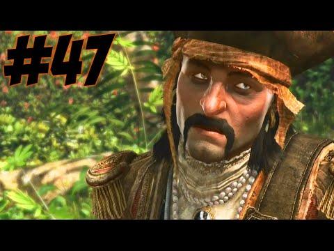 [Dansk] Assassin's Creed IV Black Flag (PS4) Afsnit 47 - RYD JUNGLEN!