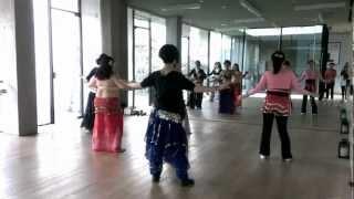 蔣老師-肚皮舞教學3