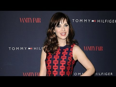 Zooey Deschanel on To Tommy From Zooey and Sewing as a Kid видео