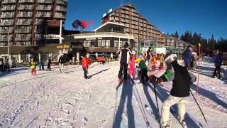 Borovets Bulgaria  city images : Skiing in Bulgaria, Borovets 2015