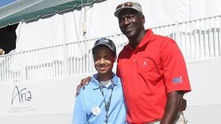 Watch Marc on his wish to meet Michael Jordan