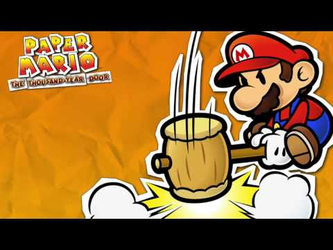 Paper Mario The Thousand Year Door OST Remix - File Select