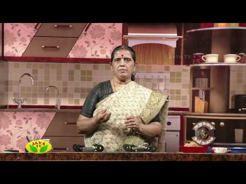 Arusuvai Ithu Thani Suvai Epiosde - 302 On Monday,13/03/17