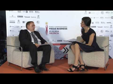 Entrevista a Joaquín Alcázar en el #DPECV2014