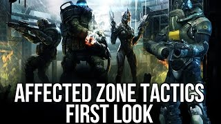 Affected Zone Tactics (Free Online Tactical Game): Watcha Playin'? Gameplay First Look