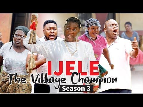 IJELE THE VILLAGE CHAMPION 3 (MERCY JOHNSON) - 2019 LATEST NIGERIAN NOLLYWOOD MOVIES