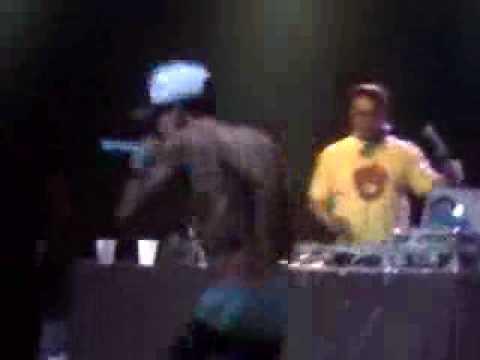 Wiz Khalifa at the rave 7-9-10