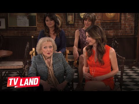 Hot in Cleveland Behind the Scene 'The Ladies' Favorite Memory'