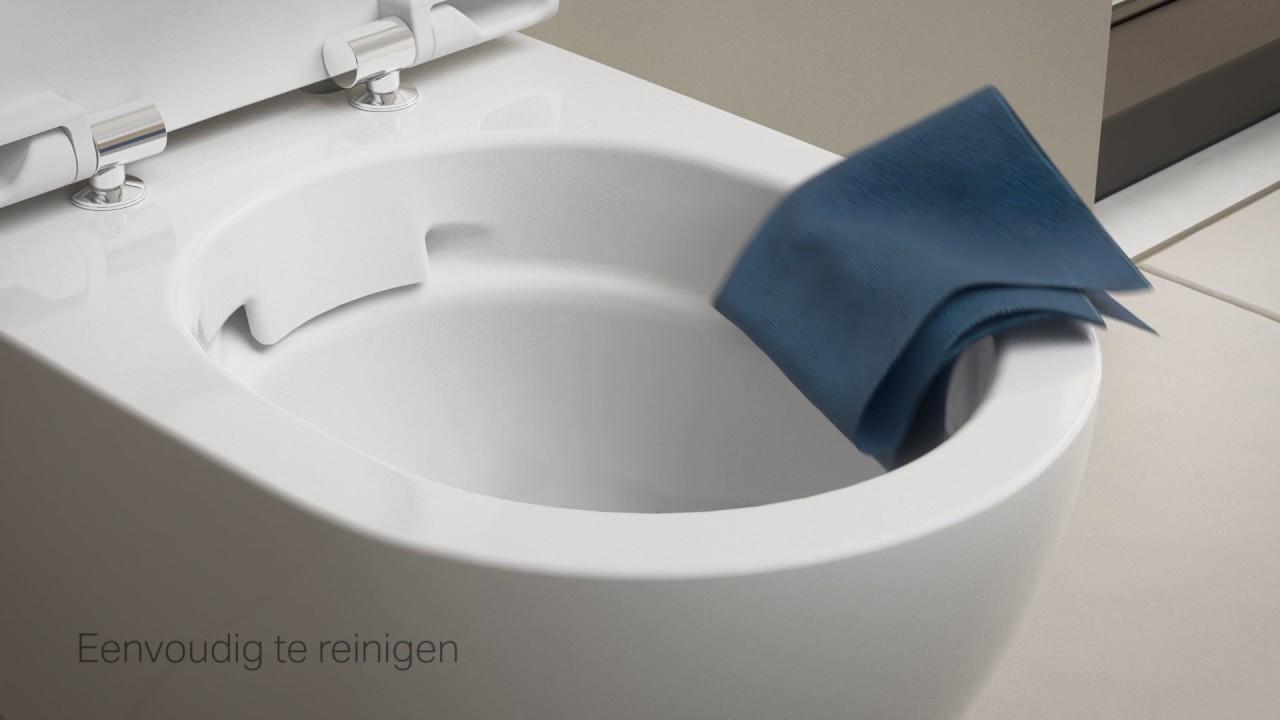Sphinx Rimfree Toilet : Sphinx rimfree