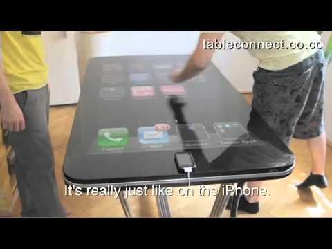 超酷的58吋Iphone,拿來玩遊戲一定爽翻天!