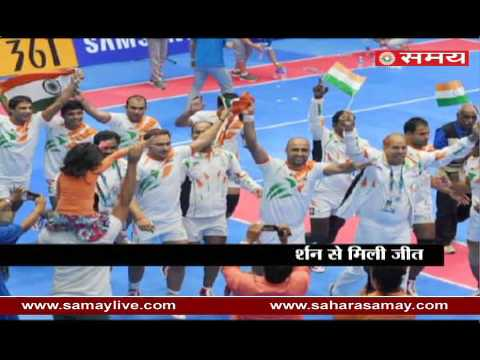 India beat Iran in Kabaddi World Cup final