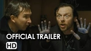 The World's End Official Trilogy Trailer (2013) - Simon Pegg Movie HD