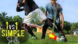 Download Video 5 Cara MUDAH Melewati Lawan 1vs1 !! Easy Football & Futsal Skills MP3 3GP MP4