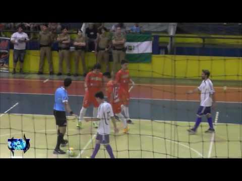 Jogo completo de Realeza 7 x 7 Flor da Serra do Sul Copa Sudoeste de Futsal 2004