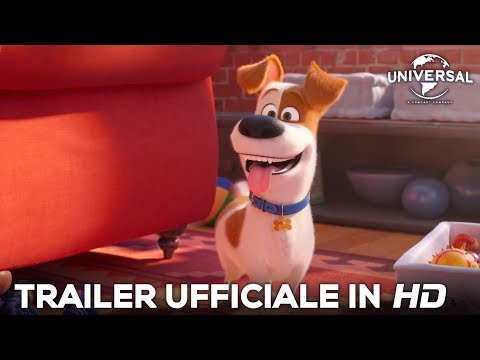 Preview Trailer Pets 2 - Vita da animali, primo trailer italiano