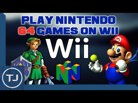 Nintendo 64 Emulator For The Wii 4.3 (DOWNLOAD) 2017 Guide!
