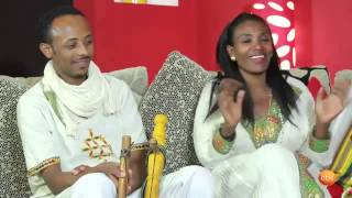 Jossy In Z House Show - Interview With Traditional ‪‎Singers Fenta Bele&Alemayehu Tesfaye