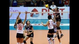 SMM วอลเลย์บอลหญิง ชิงชนะเลิศแห่งเอเชีย ครั้งที่ 19 ปี 2017 ณ กรุงมะนิลา ประเ...