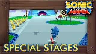 Sonic Mania - All Special Stages & Chaos Emeralds. This video shows you how to complete all special stages, get all chaos emeralds and unlock Super Sonic.