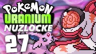 Pokémon Uranium Nuzlocke - Episode 27 | Psychic Showdown! by Munching Orange
