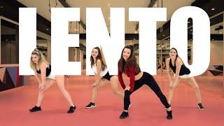 N-FASIS  - LENTO(Pa Arriba Pa Abajo)   Eleni Talliou Dance Fitness