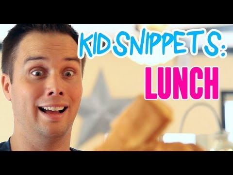 Kid Snippets: 'Lunch' (Imagined by Kids)